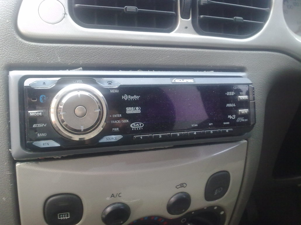 FORD IN CAR ENTERTAINMENT - In Car Entertainment and