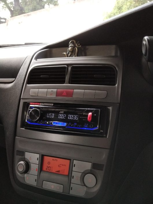 Fiat In Car Entertainment In Car Entertainment And