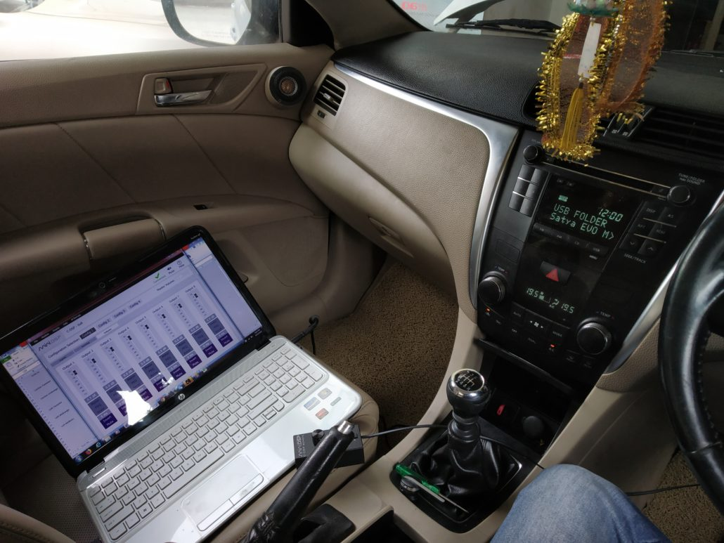 MARUTI SUZUKI IN CAR ENTERTAINMENT - In Car Entertainment and