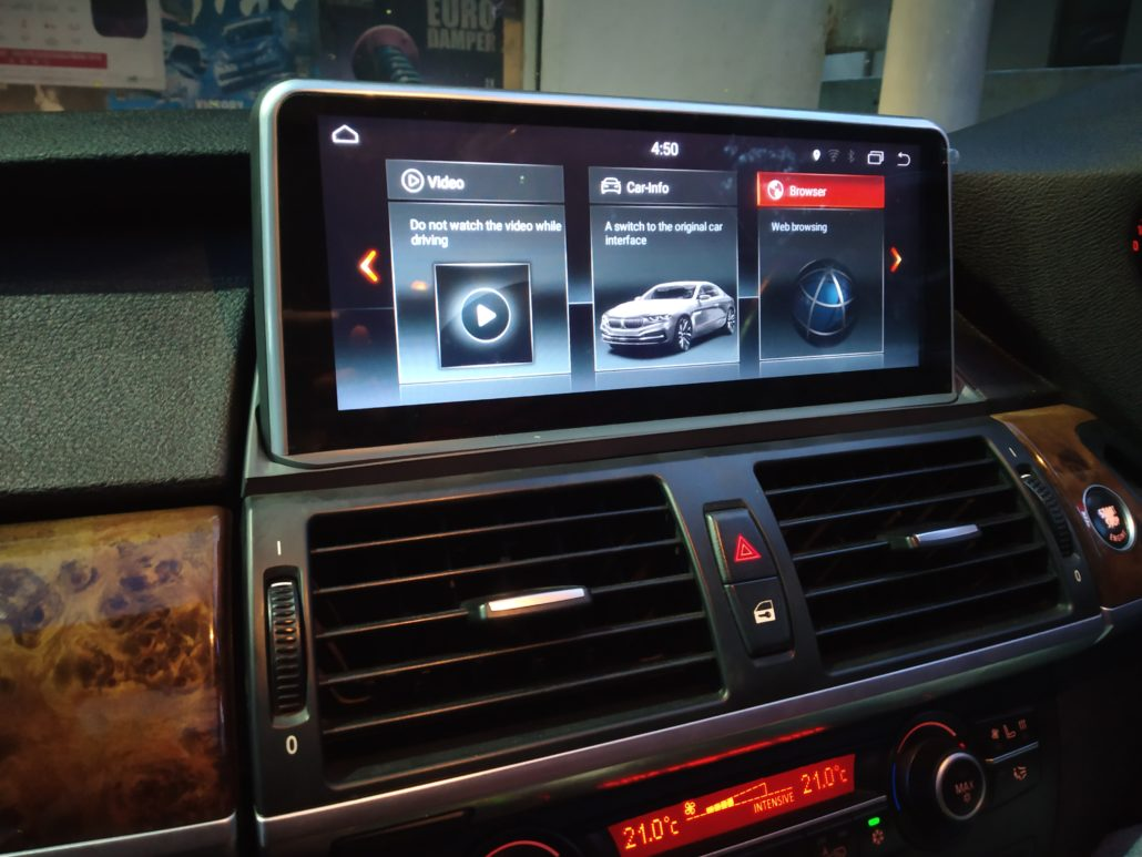 Bmw In Car Entertainment Gallery In Car Entertainment