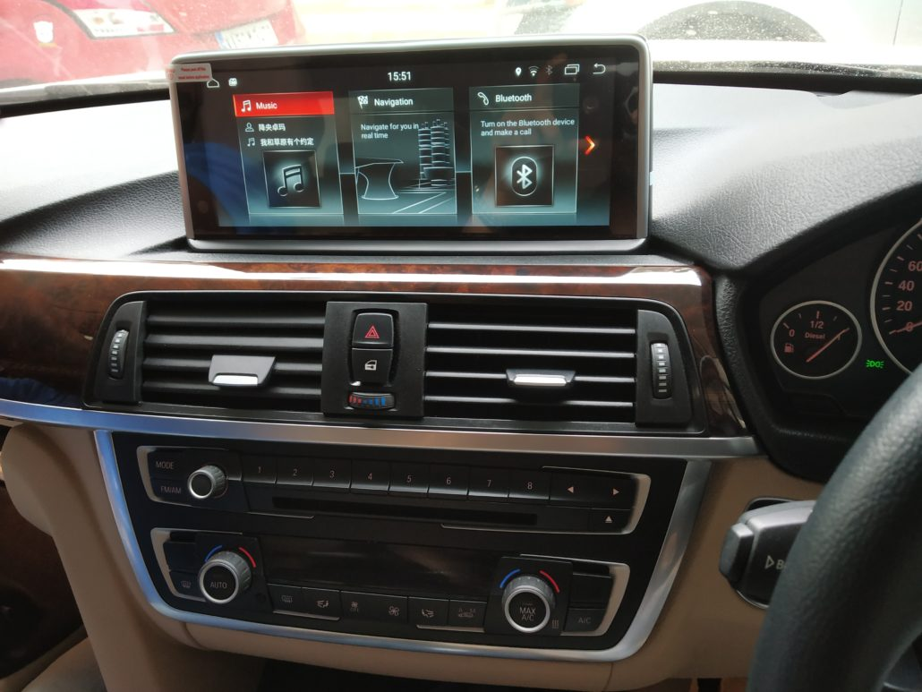 Bmw In Car Entertainment Gallery In Car Entertainment And Projector Lights Pro Installer