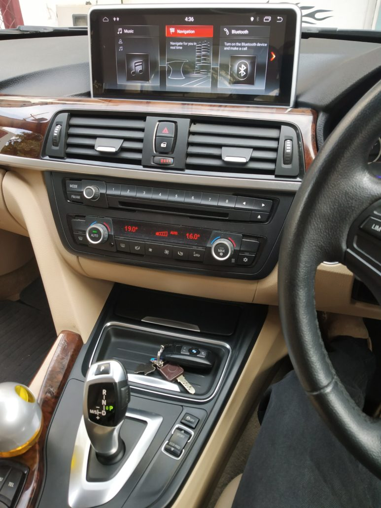 BMW IN CAR ENTERTAINMENT GALLERY - In Car Entertainment and