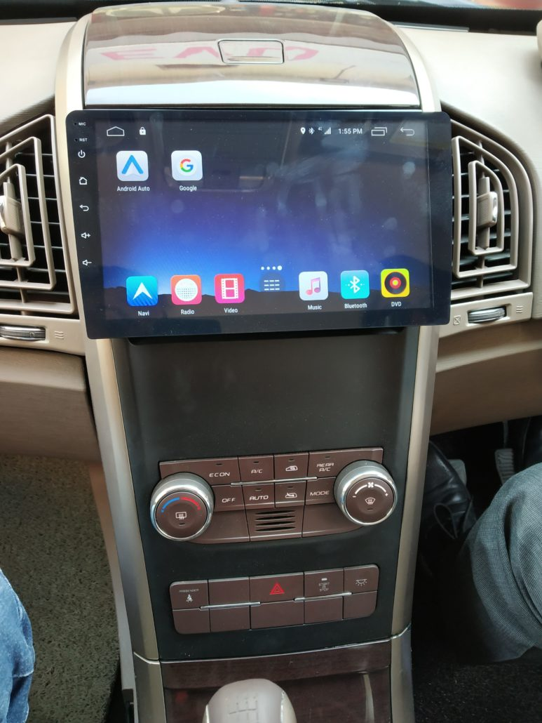 MAHINDRA IN CAR ENTERTAINMENT - In Car Entertainment and