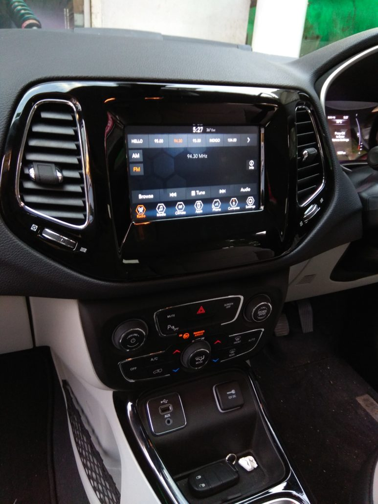 JEEP COMPASS IN-CAR ENTERTAINMENT UPGRADES - In Car Entertainment