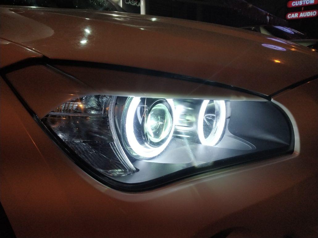 BMW CAR LIGHT UPGRADES BI-XENON PROJECTOR INSTALLS & LED