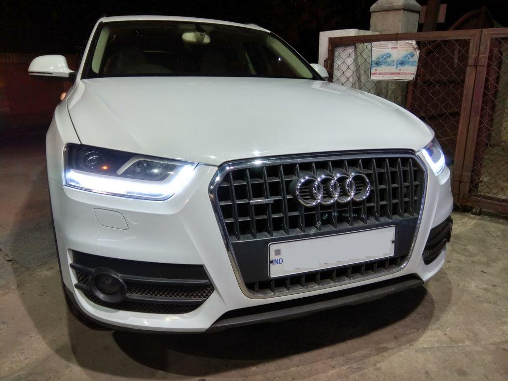 AUDI CARS LIGHT UPGRADES BI-XENON, PROJECTORS & LED UPGRADES