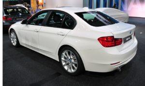 EVO PRO BMW 3 Series 320d 328i F30 F31 F34 premium in car