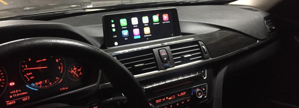 Amazing Bmw F30 3 Series Bolt On Apple Carplay Android Auto Retrofits 320D Wiring Digital Resources Zidurslowmaporg