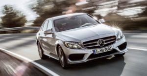 EVO PRO Mercedes C Class premium in car entertainment options C