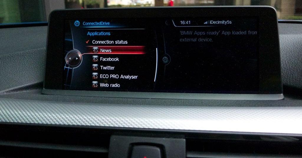 BMW F30 3 Series FULL ENTERTAINMENT UPGRADES & RETROFITS